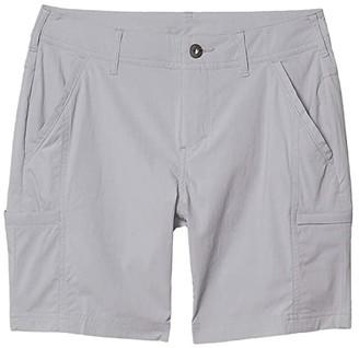 Exofficio 7 Nomadtm Shorts (Sleet) Women's Shorts