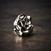 Graham and Green Silver Rose Door Knob