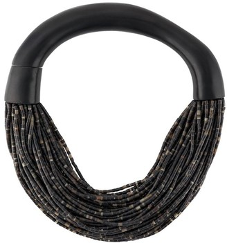 Monies Jewellery Mantova beaded necklace