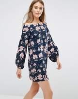 Keepsake Dress in Paisley Floral Print
