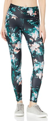 Andrew Marc Women's Printed Compression Legging