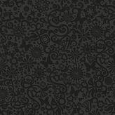 Graham & Brown Black petit pappilon wallpaper