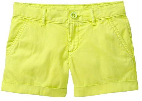 Gap Garment-dyed shorts