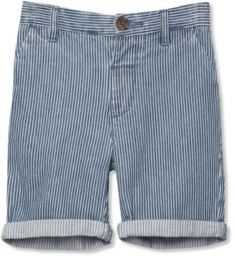 M&Co Ticking stripe short (9mnths-5yrs)