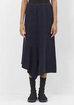 Oyuna Midnight Black Knit Trouser Skirt