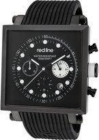 Redline Red Line Men's Compressor 2 Chronograph Dial Silicone Watch RL-50036-BB-01-WA