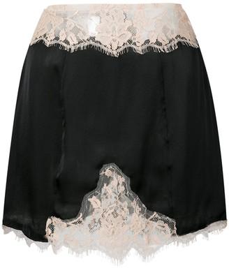 Kiki de Montparnasse Le Reve slip skirt