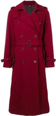 Aspesi Boxy Trench Coat