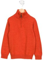 Oscar de la Renta Boys' Wool Long Sleeve Sweater