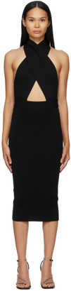 GAUGE81 Black Sevilla Mid-Length Dress