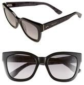 Jimmy Choo 'Ottis' 53mm Sunglasses