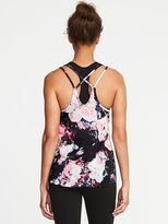 Old Navy Go-Dry Strappy Mesh Tank for Women