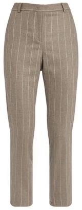 Fabiana Filippi Striped Trousers