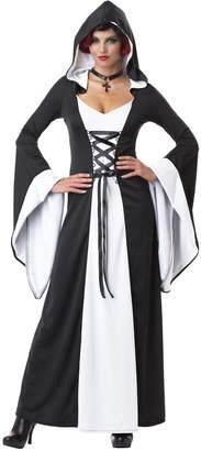 California Costumes Women's Deluxe Hooded Robe Adult