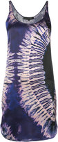Barbara Bui sleeveless tie-dye print dress - women - Silk - 36