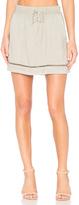 Bella Dahl Ladder Stitch Skirt
