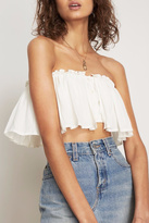 Faithfull The Brand Gardner Strapless Top