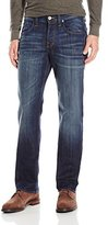 William Rast Men's Logan Straight Jean