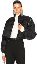 3.1 Phillip Lim Puffer Ski Coat in Black.