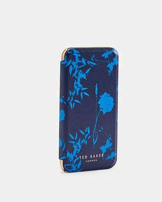 Ted Baker WANDDA Bluebell iPhone 6/6s/7/8 mirror case