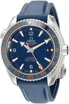 Omega Men's 23232442203001 Analog Display Automatic Self Wind Watch