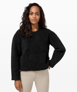 Lululemon Wool Whenever Crew