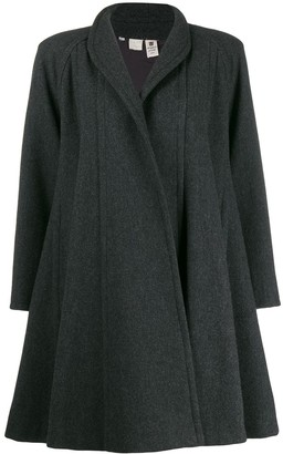 Emanuel Ungaro Pre Owned '1980s Oversized Coat