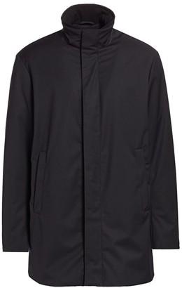 Emporio Armani Stand-Collar Zip Jacket