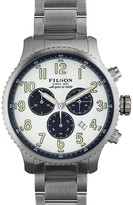 Filson The Mackinaw Field Chronograph Watch, 43mm