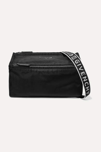 Givenchy Pandora Mini Shell Shoulder Bag - Black
