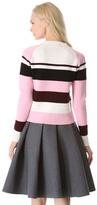 J.W.Anderson Striped Cashmere Sweater