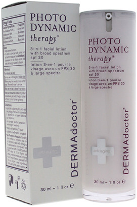 Dermadoctor 1Oz Photodynamic Therapy 3-In-1 Facial Lotion Spf 30