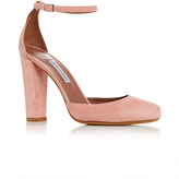 Tabitha Simmons Suede Petra Pump