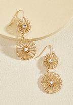 Medallion Majesty Earrings