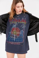 Urban Outfitters Def Leppard Oversized Tee