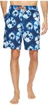 Tommy Bahama Baja Deep Sea Indigo Swim Trunk Men's Swimwear