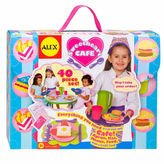 Alex Sweetheart Cafe 40-pc. Play Food