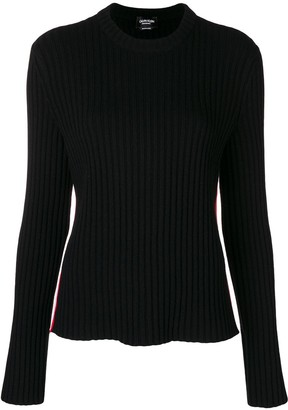 Calvin Klein Ribbed Knit Sweater