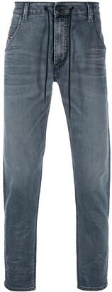 Diesel Krooley low-rise slim-fit jeans
