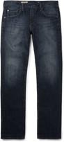 Ag Jeans - Matchbox Slim-fit Washed-denim Jeans