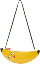 Charlotte Olympia Yellow Banana Pouch
