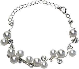 Joolz Pearl Flower Bracelet