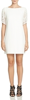 Cynthia Steffe Tulip Lace Sleeve Dress