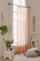 Urban Outfitters Elysia Foil Curtain