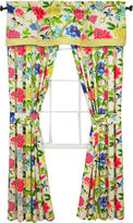 Waverly Charmed 2-Pack Rod-Pocket/Back-Tab Curtain Panels