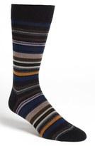 Pantherella 'Quaker' Stripe Socks
