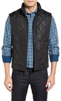 Bugatchi Uomo Hooded Quilted Vest