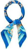 Hermes Couronnes Silk Scarf