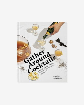 Express W&P Gather Around Cocktails Recipe Book