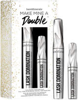 bareMinerals Make Mine a Double - Volumizing Mascara Duo Full-Size Plus Bonus Travel-Size Mascara